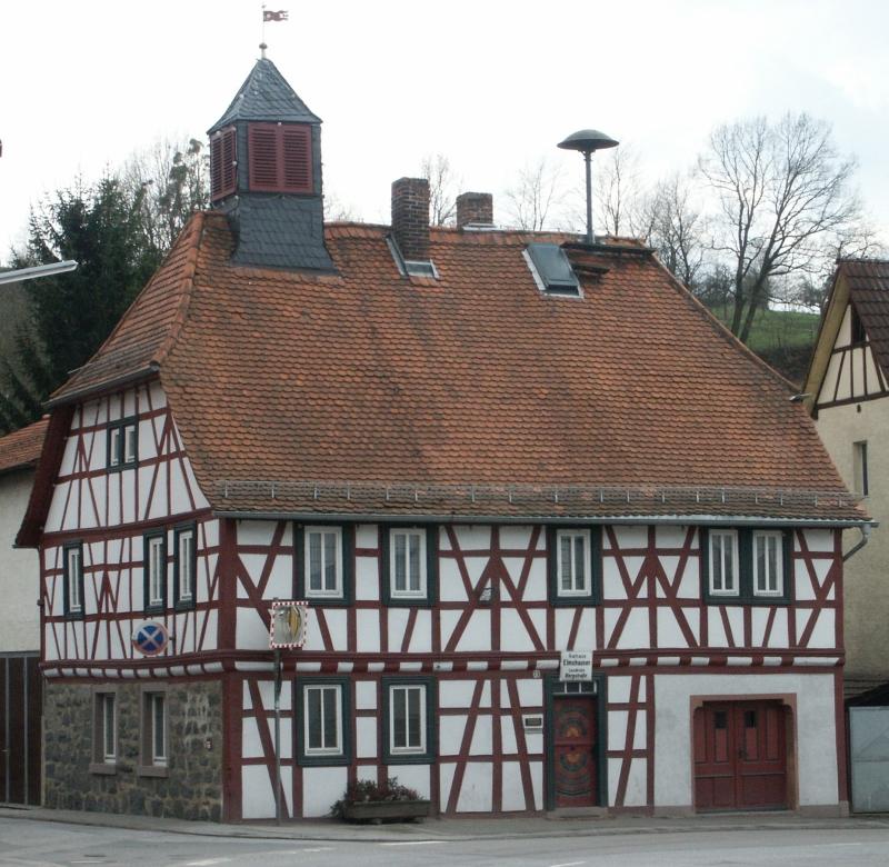 Historische Gebaude Lautertal Odenwald